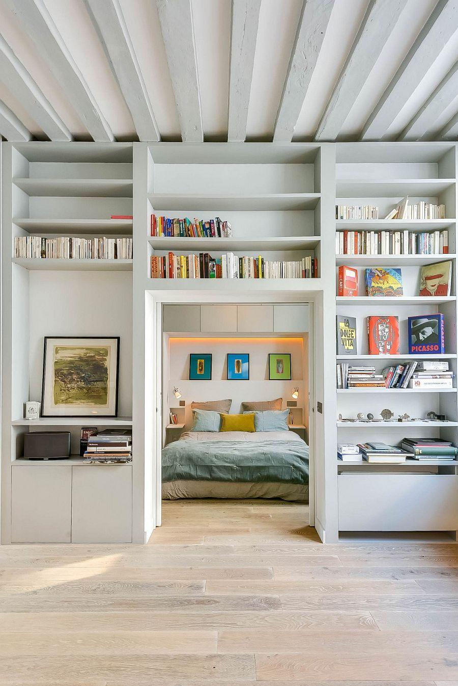 Innenarchitektur für wohnzimmer für kleines haus small paris apartment design ideas solutions for tiny rooms