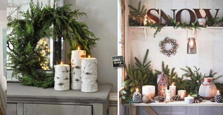 Riciclare i barattoli di vetro per decorare a natale 20 - Decorazioni natalizie esterne ...