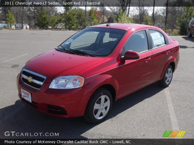 2011 Chevy Aveo In Red The Car I Like Best In Red Chevrolet
