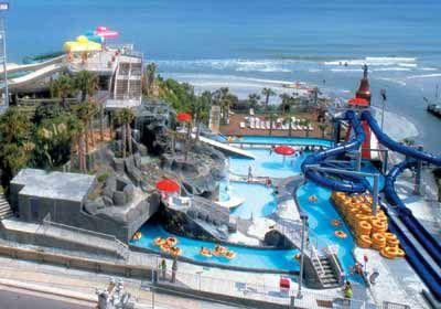 C Beach Resort Waterpark Myrtle Sc Places Pinterest