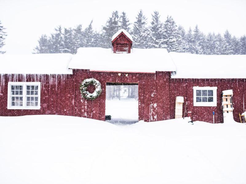 Stowe VT Nordic & SnowshoeNorthern Vermont Winter