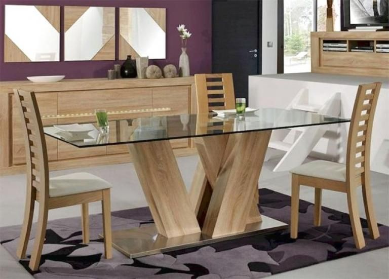 40 Modern Diy Wooden Dining Tables Ideas Glass Dining Table Glass Dining Table Designs Wooden Dining Table Designs
