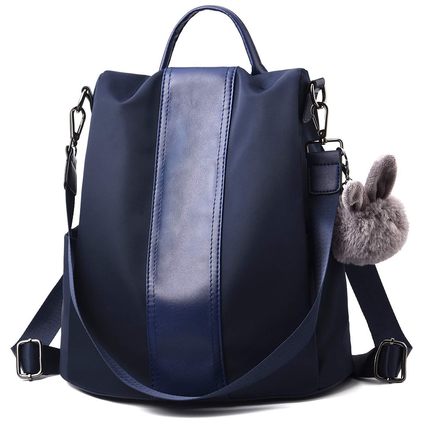 Charmore Women Backpack Ladies Rucksack Waterproof Nylon School bags Anti-theft