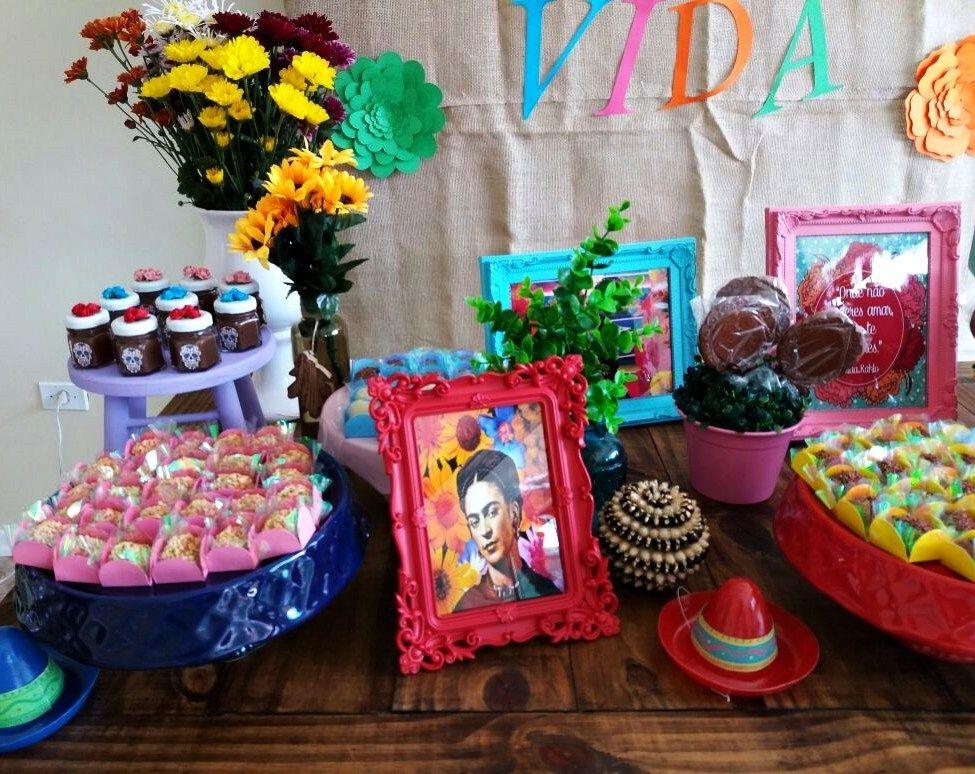 68 Ideias Para Festa Frida Kahlo Venha Conferir Festa Frida Ideias Para Festas Festa
