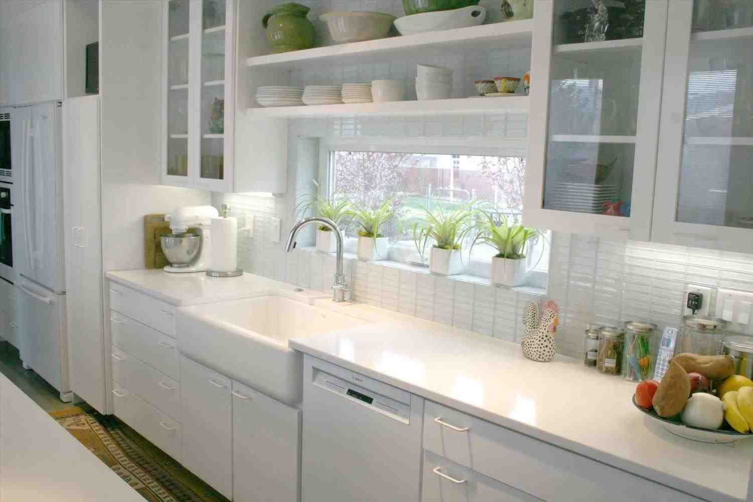 New Post subway tile kitchen backsplash dark grout | Decors Ideas ...