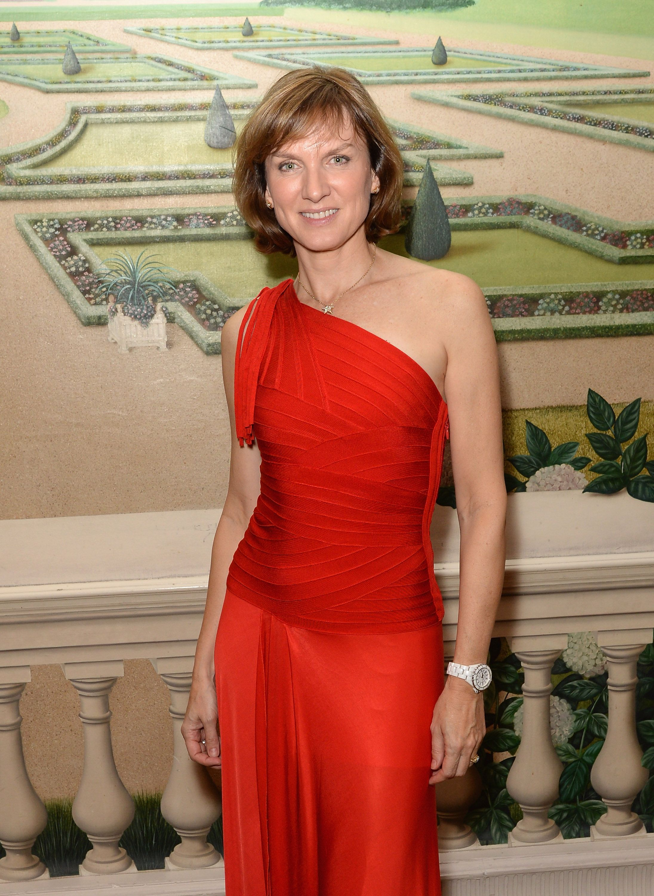 Join told Fiona bruce photos curious topic