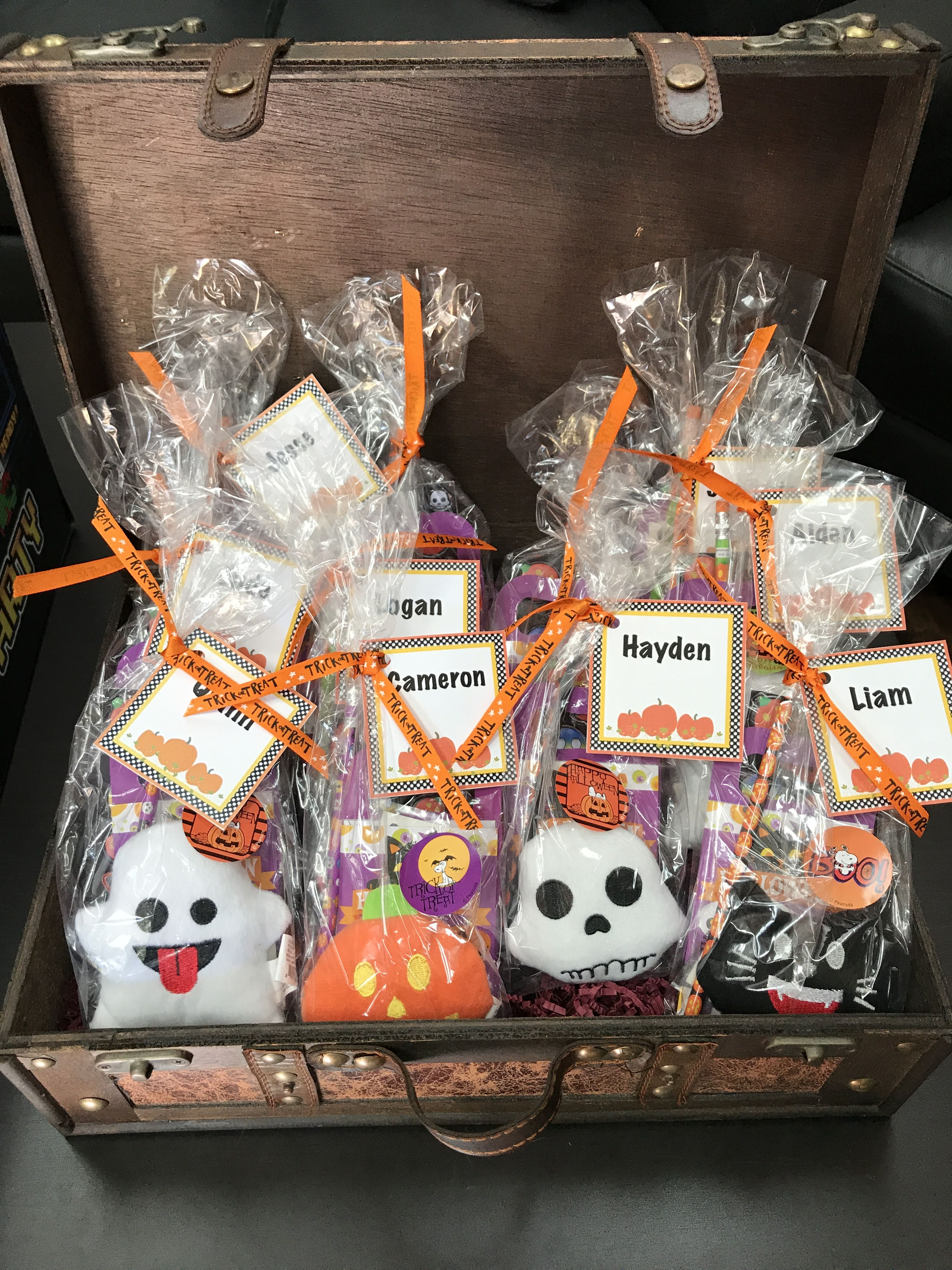Emoji Party favors. Halloween party. from Oriental Trading