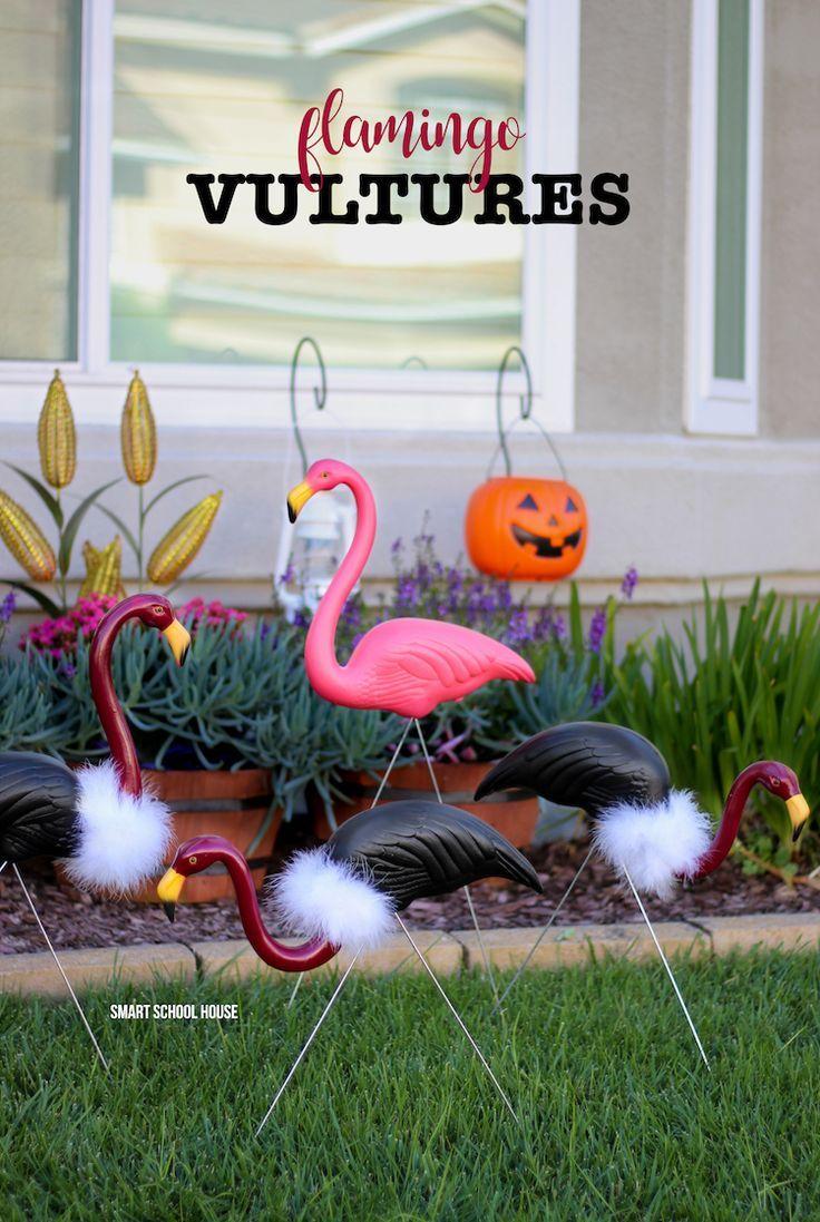 flamingo vultures | holidays | pinterest | halloween, flamingo and