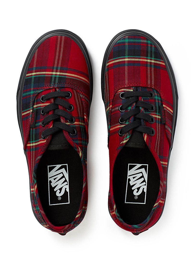 Authentic check sneakers Women  14c6f36eb