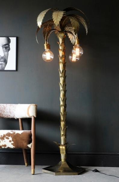 Unique Palm Tree Light