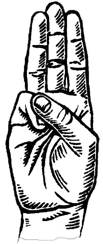 Billedresultat For The Hunger Games Hand Sign Drawing Tattoos
