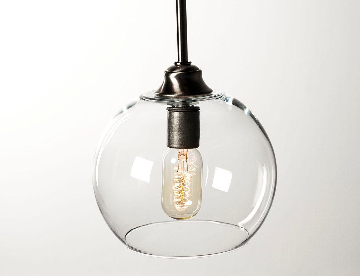 Edison Bulb Pendant Light Fixture Brushed Nickel Por Dancordero 110 00