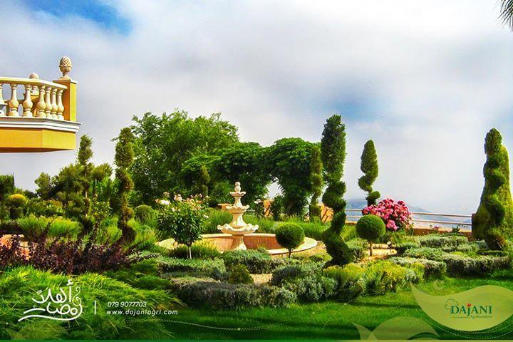 من أجمل الحدائق الي صممناها في الأردن On Earth There Is No Heaven But There Are Pieces Of It ذوق Lawnscape Lands House Styles Landscape Pictures