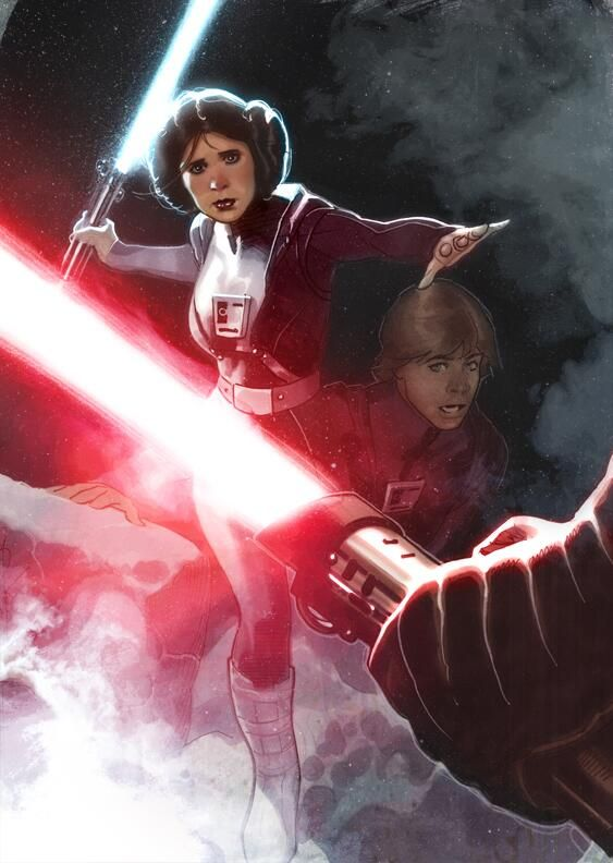 Adam Hughes On With Images Star Wars Art Star Wars Artwork