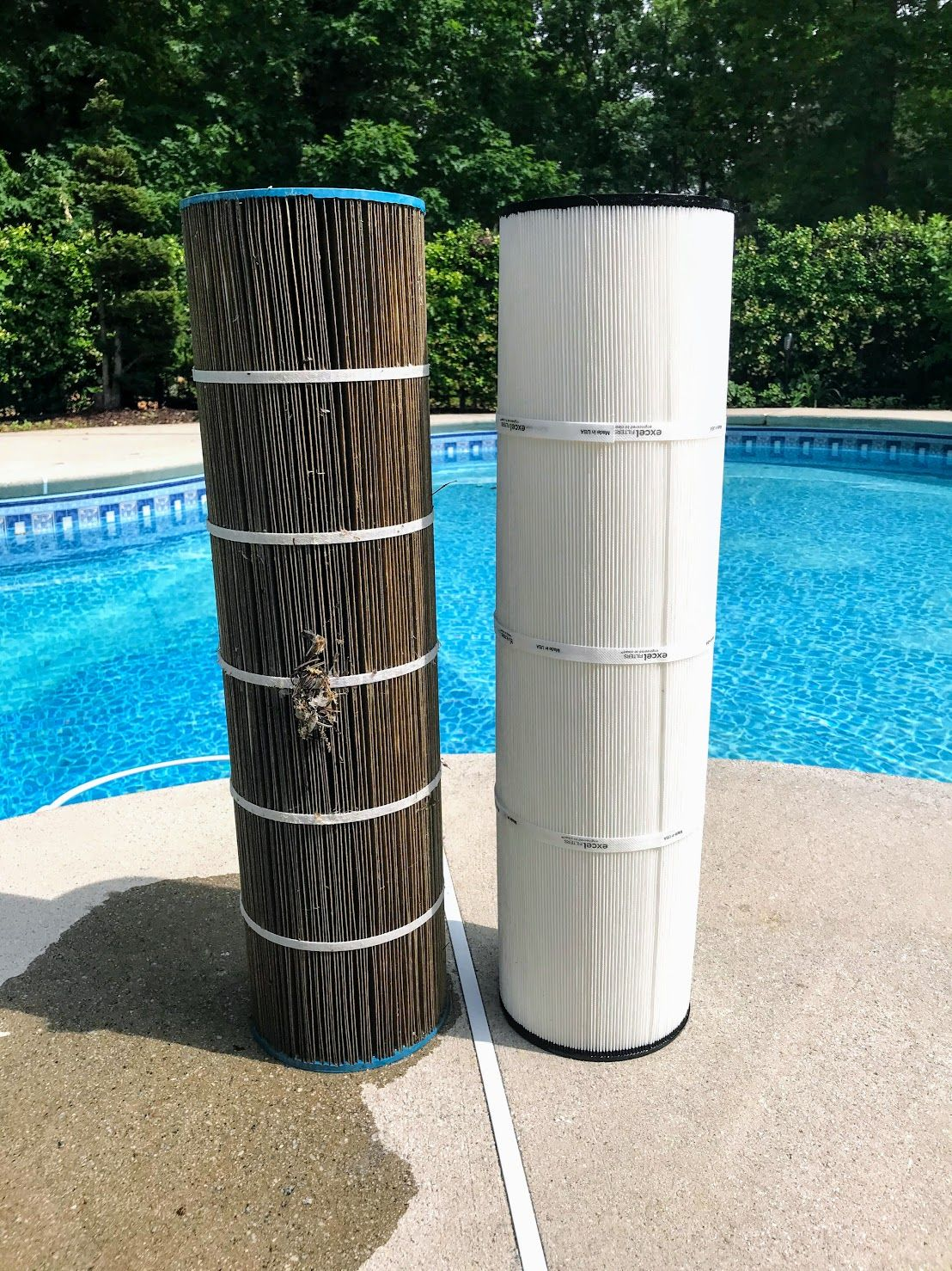 Swimming Pool Maintenance Guide Tips And Tricks By Real Pool Owners In 2020 Swimming Pool Maintenance Pool Maintenance Pool Filters