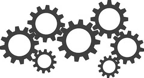 Gears Clocks Cogs Coloring Coloring Pages Gear Template Gears Maker Fun Factory
