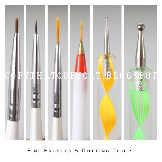 Nail Tools..#NailArt