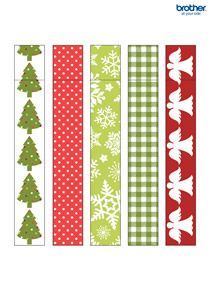 Printable Christmas Holiday Party Decorations  Supplies  Free