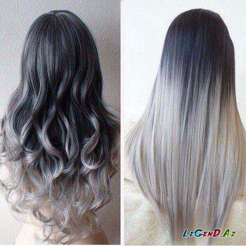 Sac Duzumləri 3w Legend Az əfsanə Olmaq Istəyən Bizimlədi Eurovision 2013 Geyimler Sac Duzumleri Menti Hair Styles Grey Ombre Hair Long Hair Styles