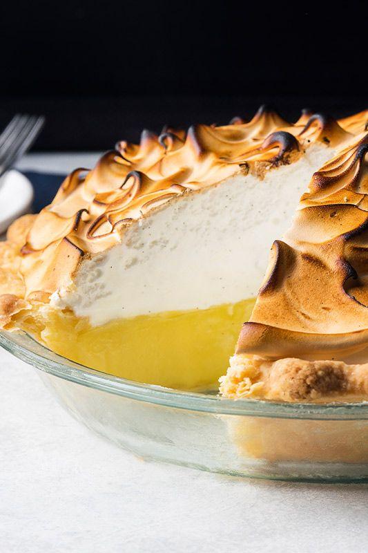 The Best Lemon Meringue Pie You Ll Ever Make Best Lemon Meringue Pie Lemon Meringue Pie Easy Lemon Pie Recipe