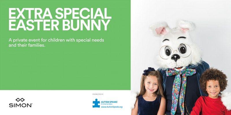Caring Bunny will be at Florida Mall tomorrow morning