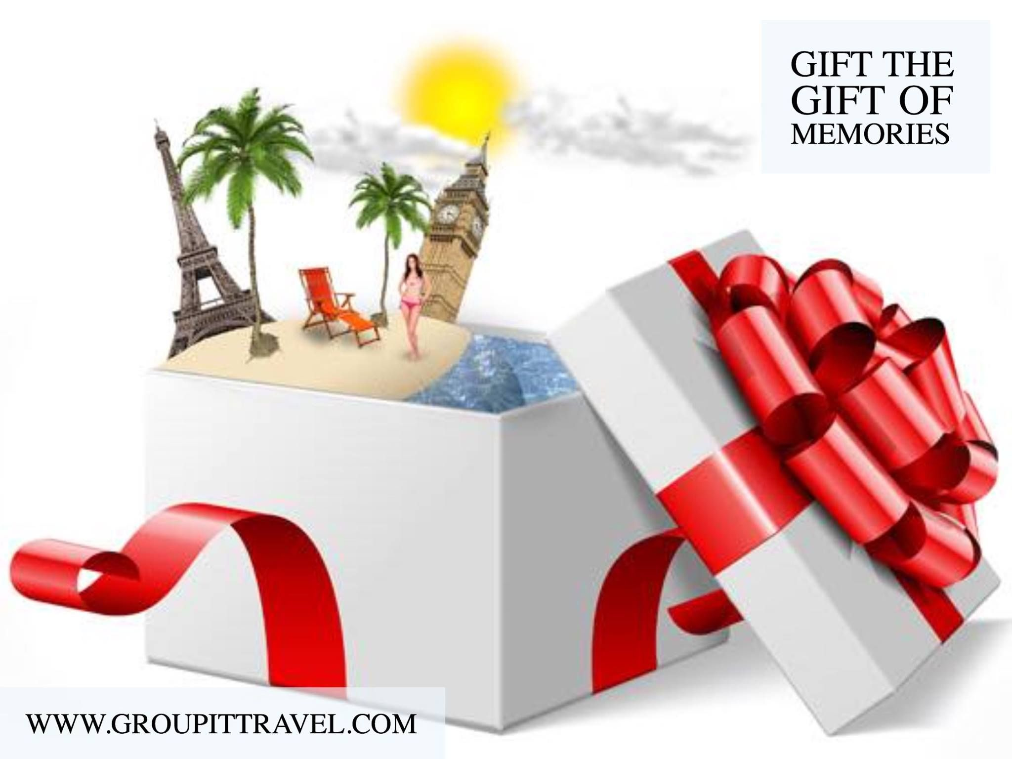 Give The Gift Of Memories! | Crowdpondent