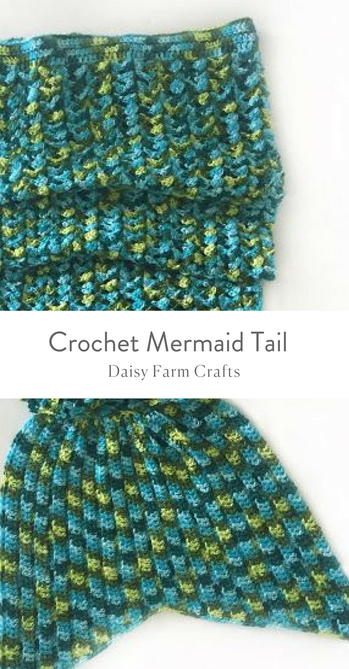 Mermaid Tail Crochet Pattern Best Inspiration Ideas