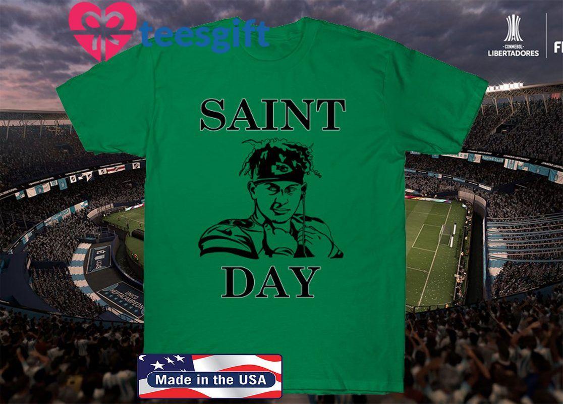 Patrick Mahomes St. Patrick Shirt Hoodie in 2020