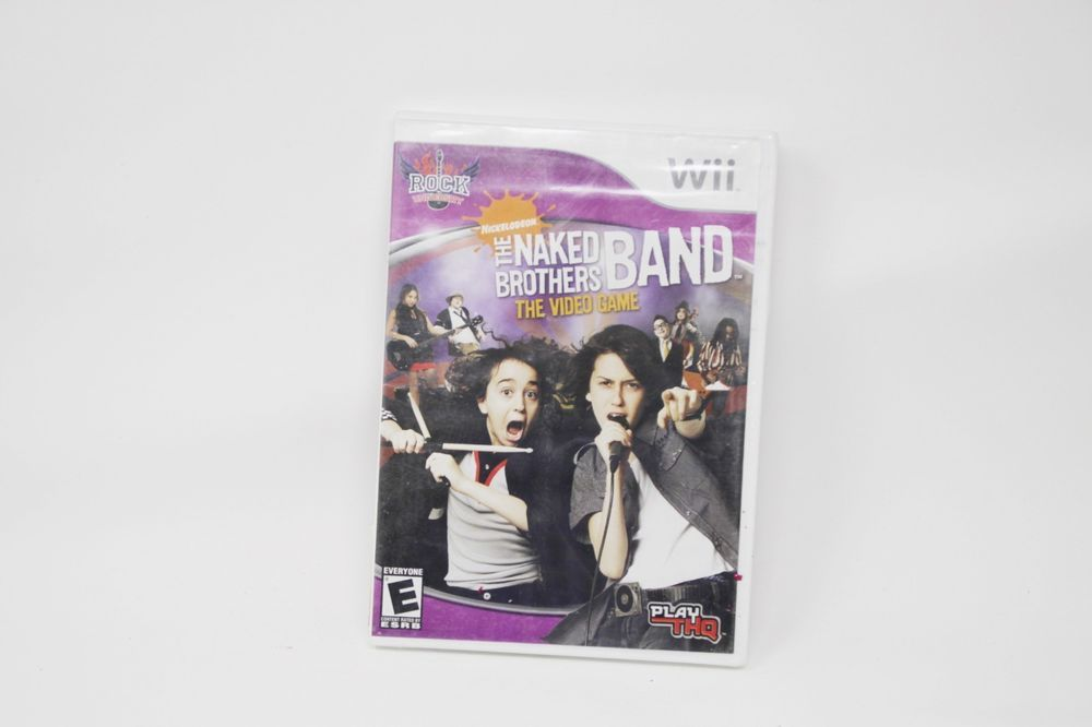 Naked Brothers Band: The Video Game - Nintendo DS