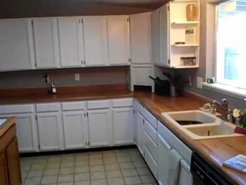 Before And After Painting Oak Kitchen Cabinets White High Gloss Diy Job Old Kitchen Cabinets Diy Kitchen Cabinets Painting Kitchen Cabinet Painters