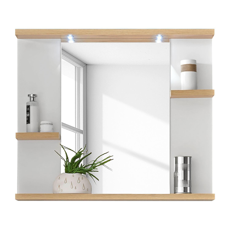 Badschrank In 2020 Bad Spiegel Beleuchtung Badezimmerspiegel Beleuchtung Einrichtungsstil