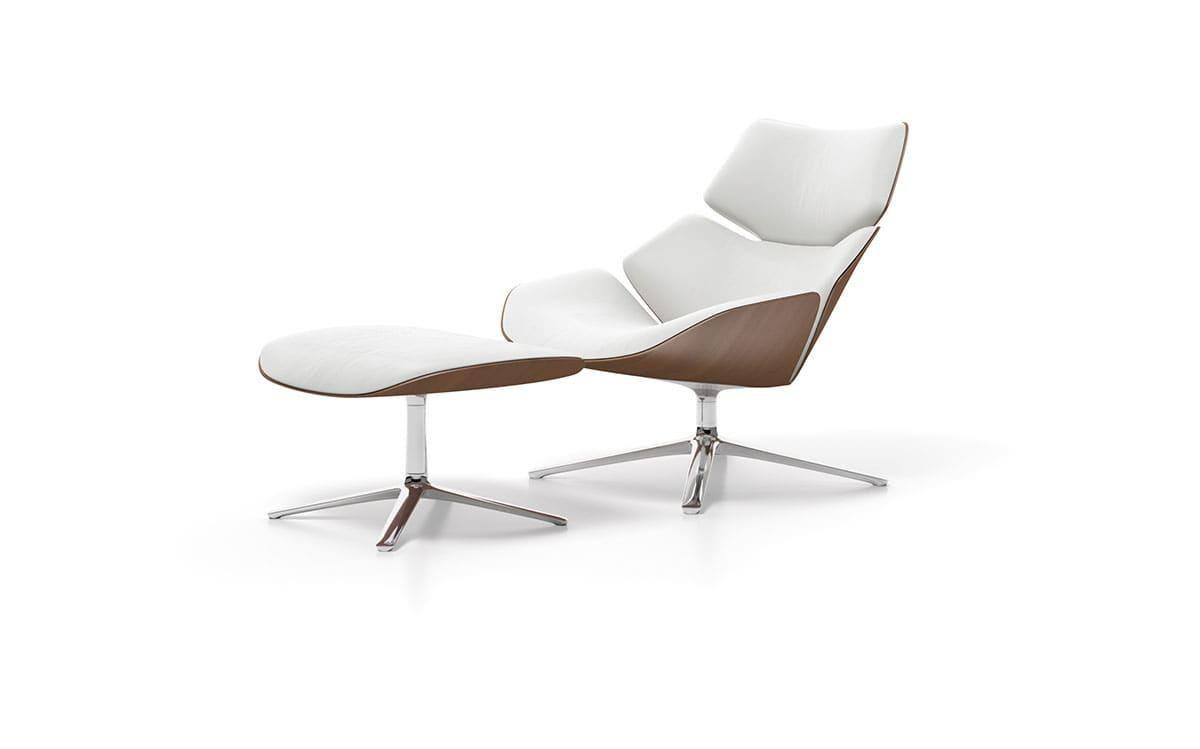 Shrimp Sessel Cor Furniture Armchair Eames Lounge Chair