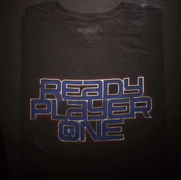 Ready Player One Teaser T Shirt Ready Player One T Shirt Shirts