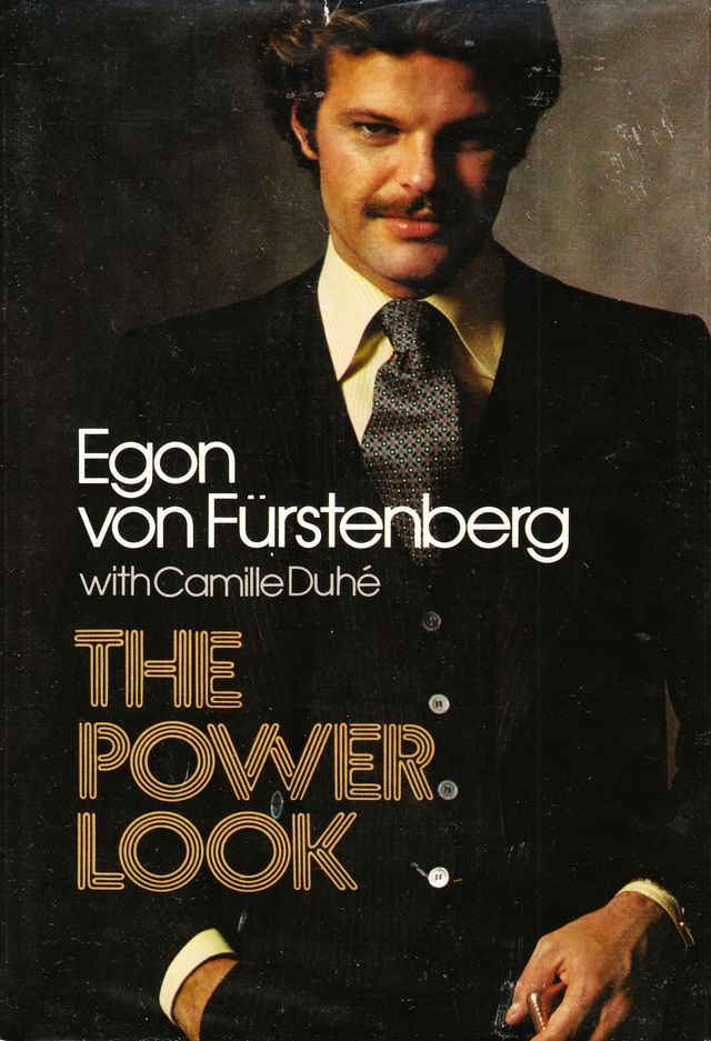 The Power Look, Signed by Egon von Furstenberg