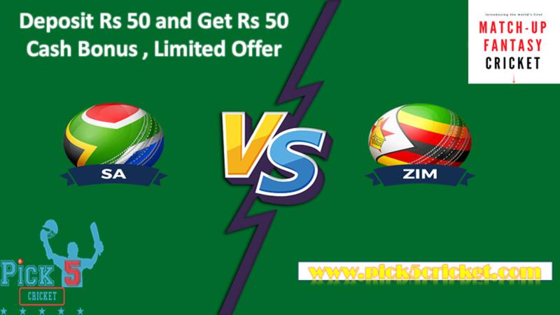 Deposit 50 rs and Get 50 rs Bonus. Cricket games