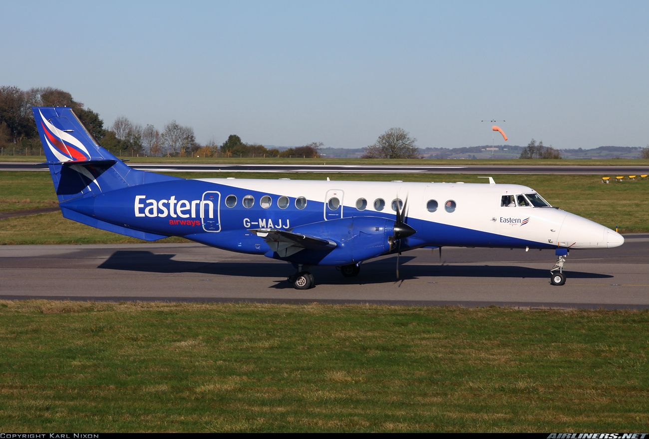 Jetstream 41 For Lease By Top Jet Aviation