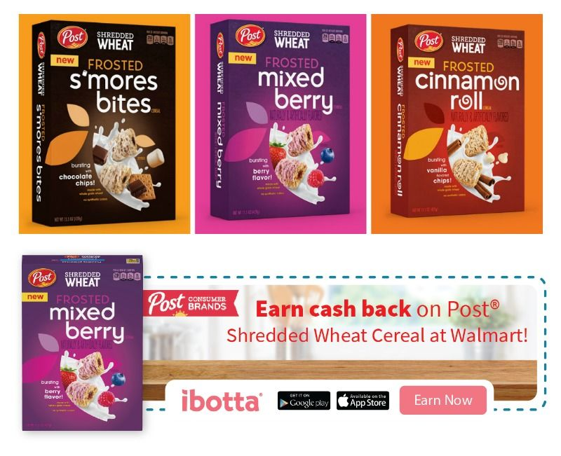 Save on Shredded Wheat Cereals Shredded wheat cereal