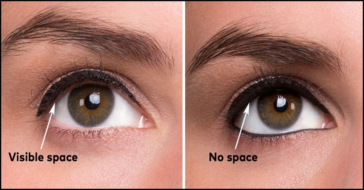 How To Apply Liquid Eyeliner A Tutorial For Beginners