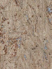 York Wallcoverings Ronald Redding Urban Retreat Wall Paper Metallic Cork Wallpaper pattern NZ0743. Keywords describing