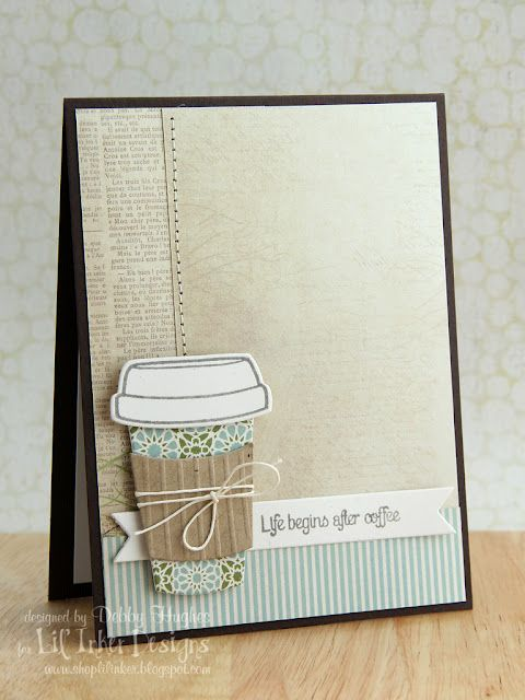 Lil' Inker Designs- The Store Blog: Coffee Lovers Blog Hop!