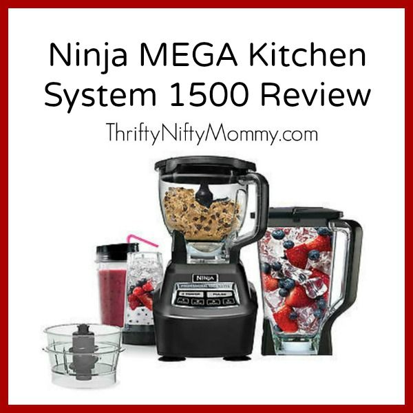 Ninja Mega Kitchen 1500 Lantern Lights Over Island System Review And Giveaway For The Home Check Out My Of This Is A Blender Food Processor In One Package