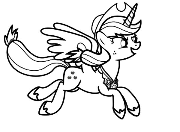 My Little Pony Applejack Running Coloring Page Download Print Online Coloring Pag My Little Pony Coloring My Little Pony Applejack My Little Pony Printable