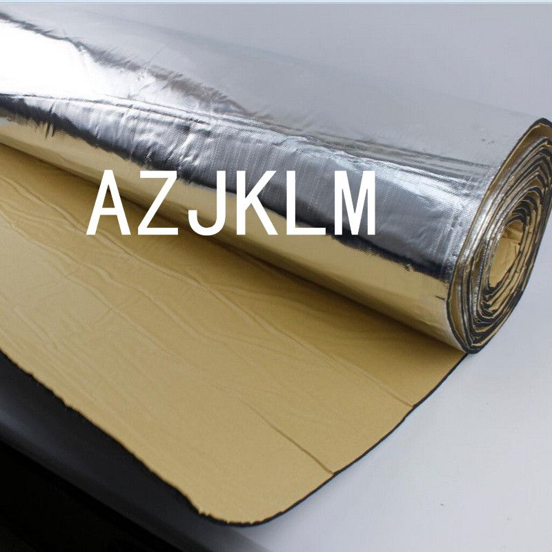 5mm thickness auto roof heat shield insulation car sound