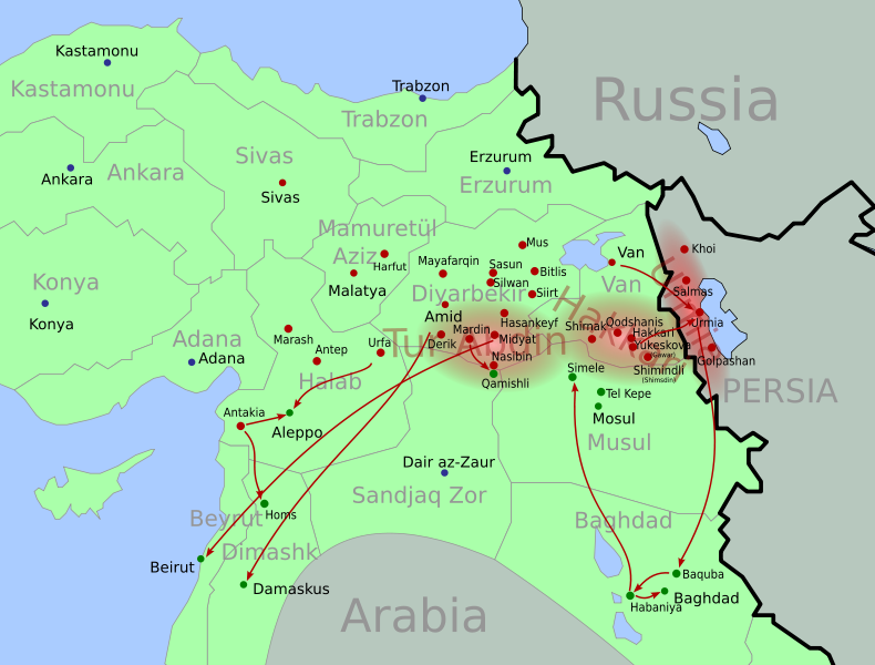 Assyrian genocide wikipedia httpenpediawiki assyrian genocide wikipedia httpenpediawiki historical mapsthe gumiabroncs Images