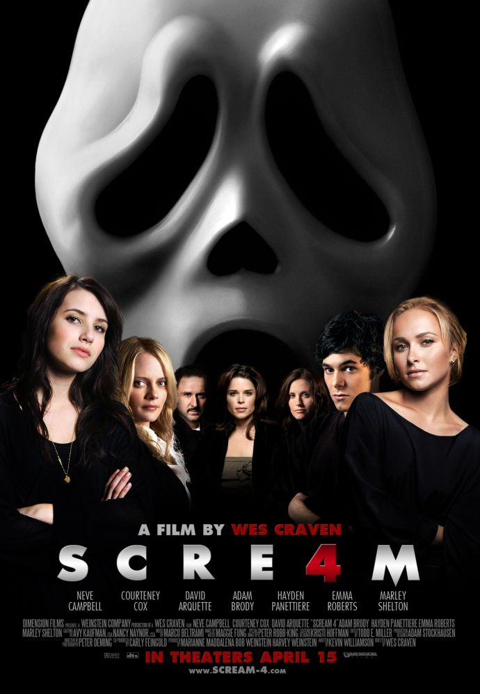 Scream 4 full movie free