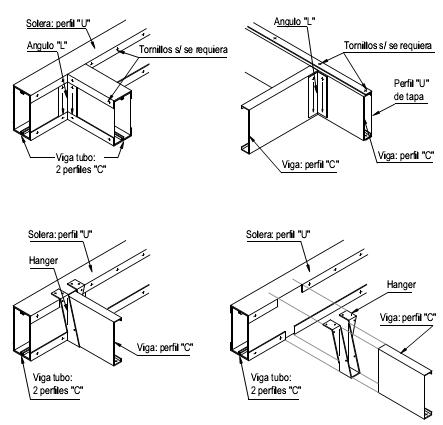Construccion Con Acero Liviano 5 Entrepisos Casas Con Estructura De Acero Edificios Con Estructura De Acero Casa De Acero