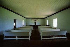 How To Choose Colors For A Small Church Interior Ehow