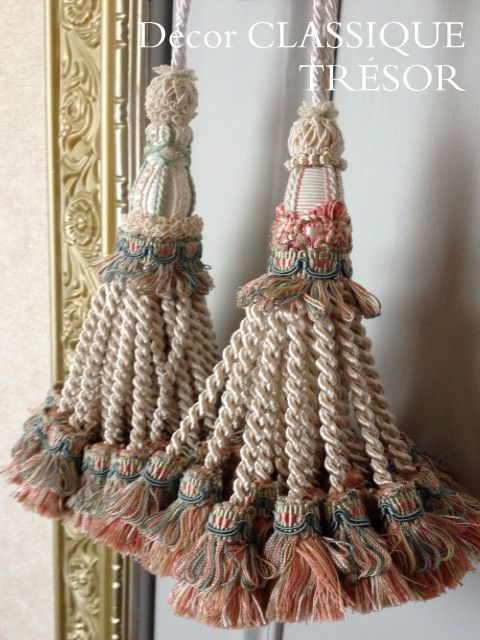 DOOR Tassels (Original) Http://www.decorclassique.com