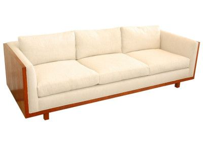 Boxy Sofa By Kimba Hills