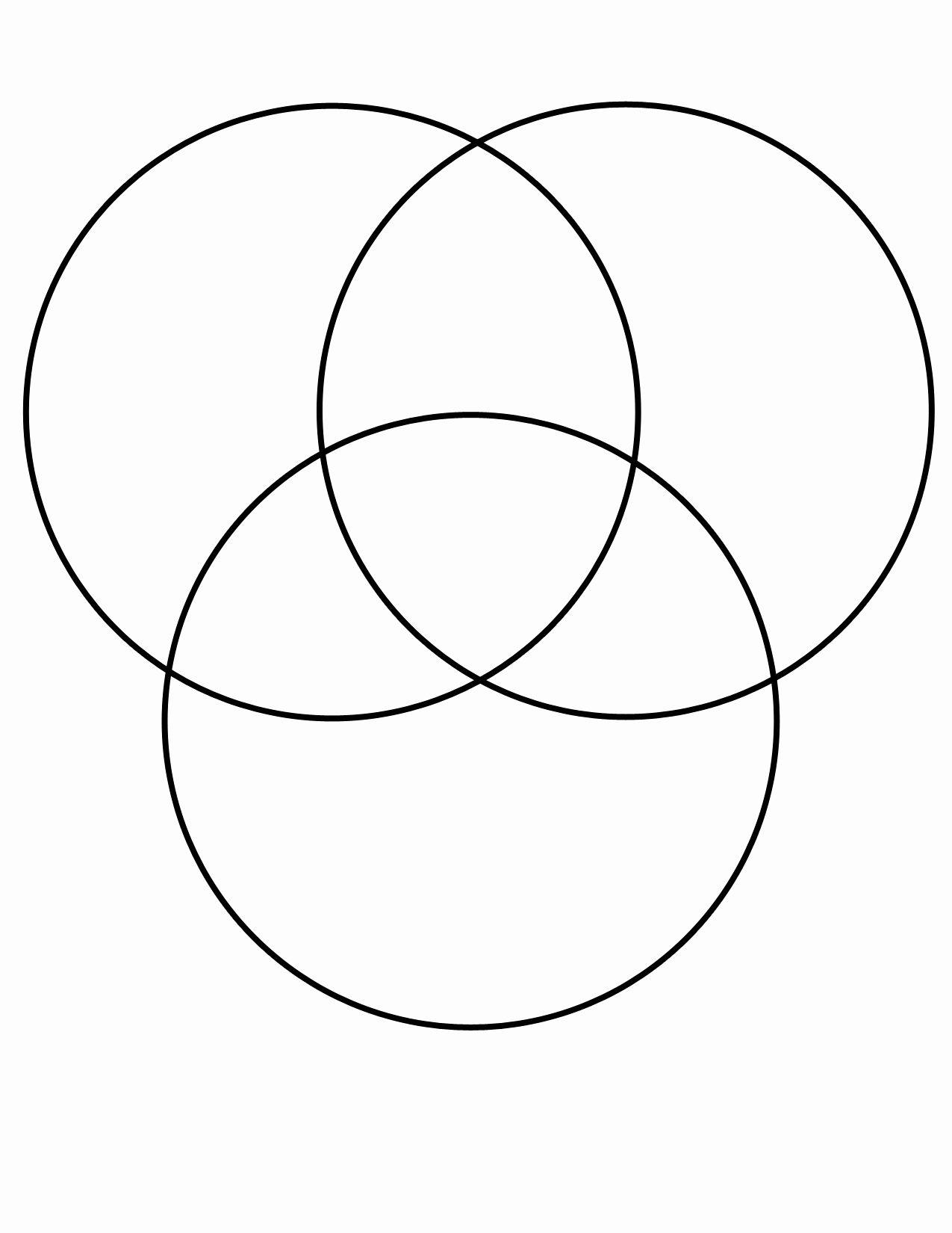 Venn Diagram To Print In 2020 Venn Diagram Template Venn Diagram